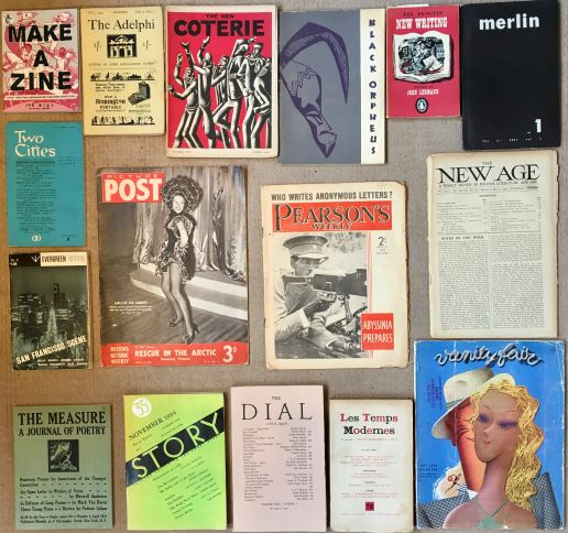 Periodicals and Print Culture Research Group (PPCRG)